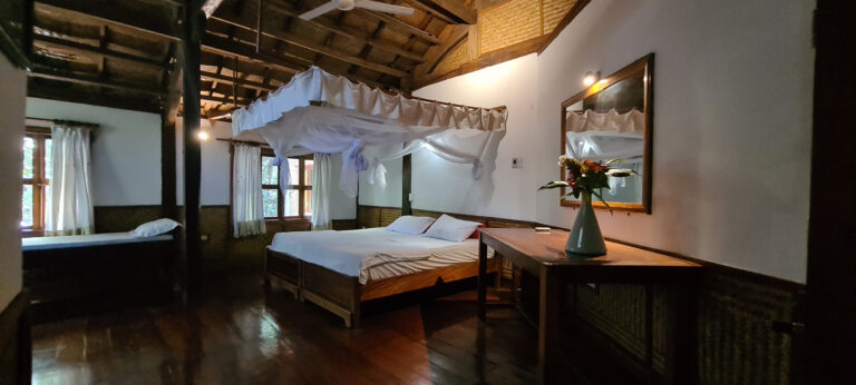 Traditional House Room